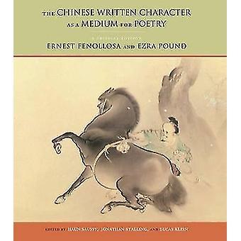Die chinesischen Zeichen als Medium für Poesie - eine kritische Bearbeitung geschrieben