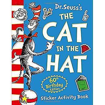Il gatto nel cappello Sticker attività libro