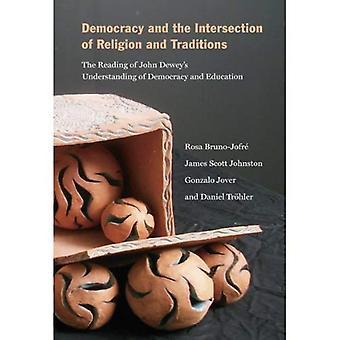 Demokratian ja risteyksessä uskonnon ja perinteiden: John Dewey käsitys demokratian ja koulutuksen käsittelyssä