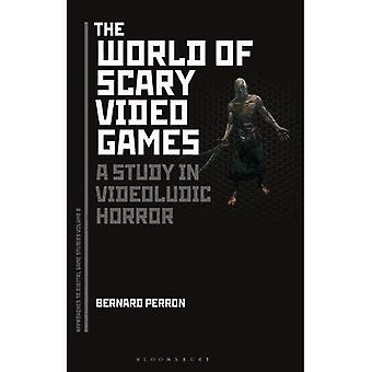 The World of Scary Video Games