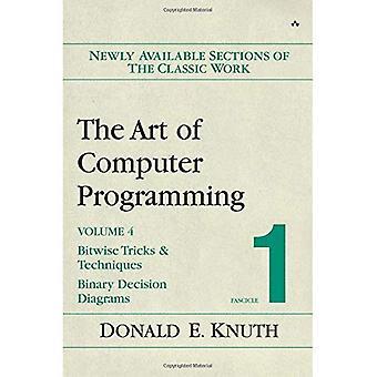 El arte de la programación informática: trucos bit a bit y técnicas; Diagramas de decisión binarios v. 4, fascículo 1