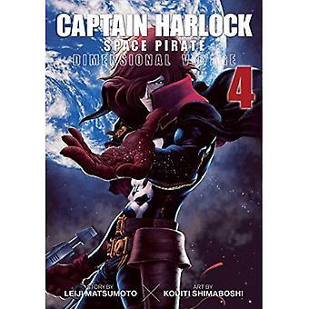 Kapten Harlock: Dimensionell Voyage Vol. 4 (kapten Harlock: dimensionell Voyage)
