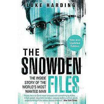 The Snowden Files - The Inside Story of the World's Most Wanted Man (M
