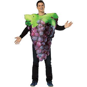 Fantasia Adulto de uvas roxas