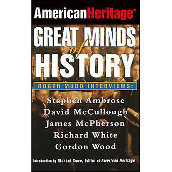 American Heritage Great Minds of History by American Heritage Dictionary