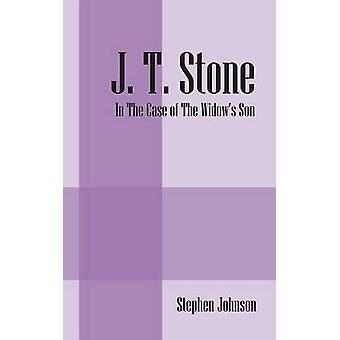 J. T. Stone in het geval van de zoon van weduwen door Johnson & Stephen