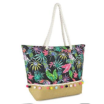 Luna Cove Womens/Ladies Large Shopping/Holiday Bag