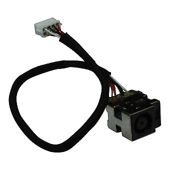 HP Pavilion G7-1001EG Replacement Laptop DC Jack Socket With Cable