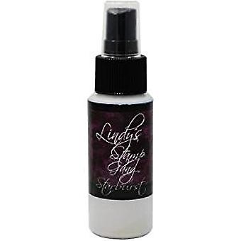 Lindy's Stamp Gang Jazzy Jivin' Purple Starburst Spray (ss-073)