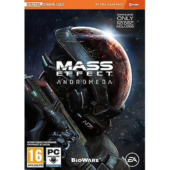 Mass Effect Andromeda Digital PC Game (code in a box)