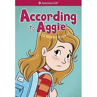 According to Aggie by Mary Richards Beaumont - 9781683370109 Book