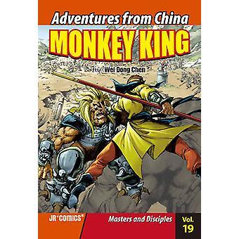 Masters & opetus lapset Wei Dong Chen-9788994208640 kirja