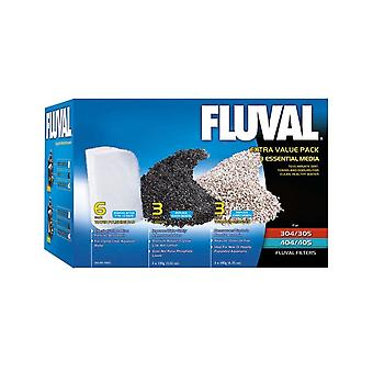 Fluval Extra Value Media Pack 304/305/306/404/405/406