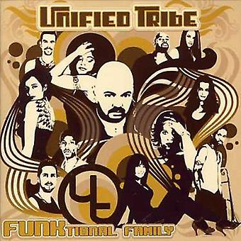 Unified Tribe - Funktional Family [CD] USA import