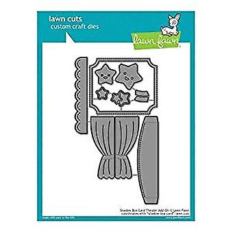 Lawn Fawn Shadow Box Card Theater Add-On Dies (LF1706)