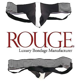 Rouge Garments' Mens Jock Strap (RJS1112BW)