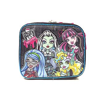 Geantă de prânz-Monster High-Fashion Black Kit cazul New 116426