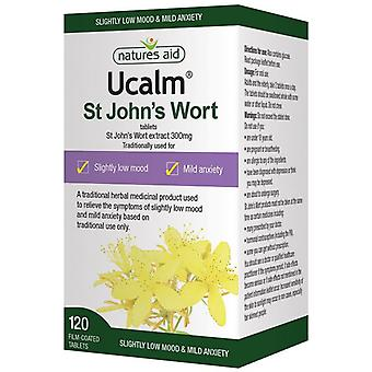 Nature's Aid Ucalm 300mg Tablets 120 (125840)