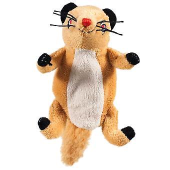 Finger puppet-Rudyard Kipling's-Rikki-Tikki-Tavi nieuwe geschenken speelgoed gelicentieerd 4572