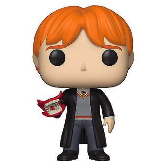 Harry Potter Ron w/Howler pop! Vinyl