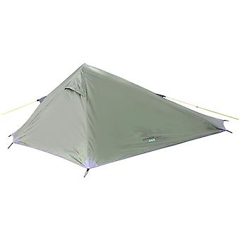 Yellowstone 1 Man Matterhorn Camping Tent Grey