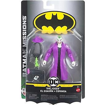 Batman Missions, The Joker-Action figure, 15 cm