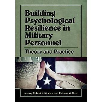 軍人 - 理論と P の心理的回復力を構築