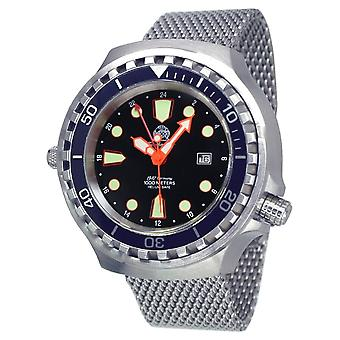Tauchmeister Xxl T0278mil dive watch 1000 m