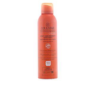 Collistar perfekte Bräune feuchtigkeitsspendende Spray LSF 30 200 Ml für Damen