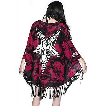 Blackcraft Cult Blood Moon Baphomet Kimono