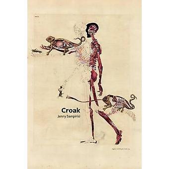 Croak by Jenny Sampirisi - 9781552452509 Book