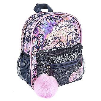 Artesania Cerda Mochila Casual Moda Lol Backpack - 26 cm - Pink