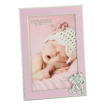 Widdop Juliana Bear Icon Baby Photo Frame