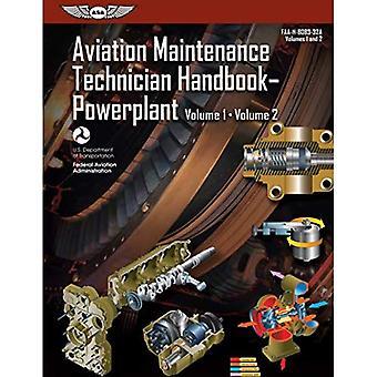 Luftfart vedlikehold tekniker Handbook - motor 2018