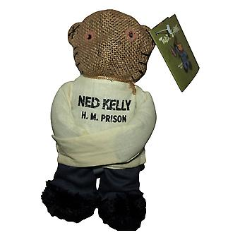 Teddy Scares Ned Kelly 8