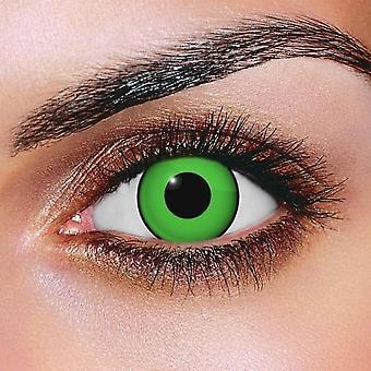 Lentillas Manson verde (par)