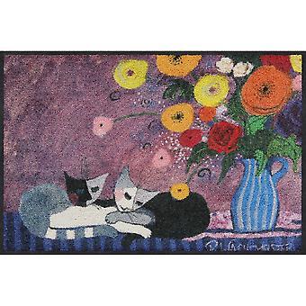 Rosina Wachtmeister sleep Salon lion well mats washable 50 x 75 cm