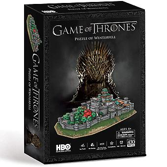 Game Of Thrones Locations Winterfell 3D Jigsaw Puzzle (pl)