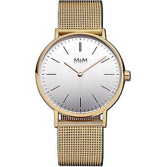 M & M Germany M11892-232 Basic 36 Ladies Watch