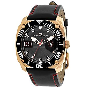 Oceanaut Men's Barletta Grey Dial Uhr - OC1340
