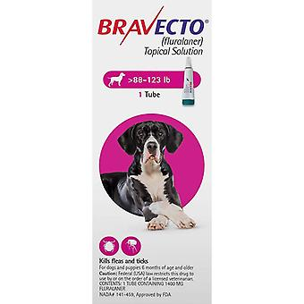 Bravecto Topical Per Cani 40-56 kg (88-123 lbs)