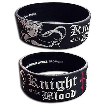 Wristband - Sword Art Online - Knight Of The Blood PVC New Licensed ge54346