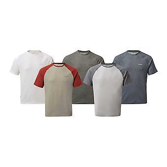 Craghoppers Mens NL Anello Short Sleeve T-Shirt