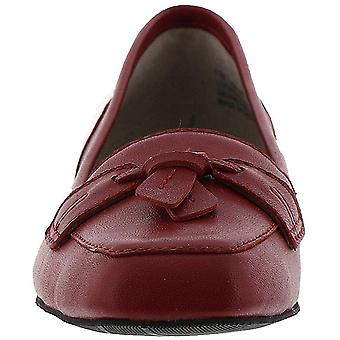 ARRAY Hamilton Women's Slip On 7 C/D US Red