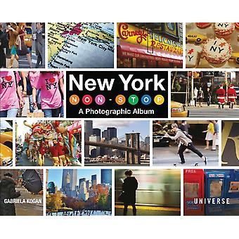 New York NonStop by Gabriela Kogan