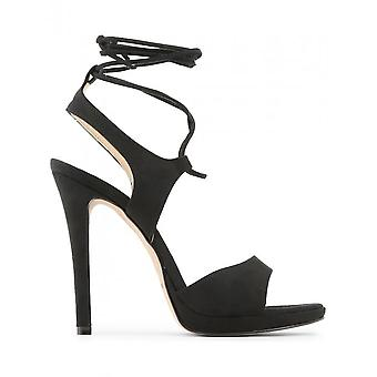 Made in Italia - Shoes - Sandal - ERICA_NERO - Women - Schwartz - 41
