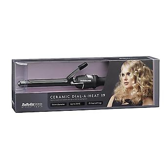 Babyliss pro 19mm ceramic dial a heat tong (new and improved)