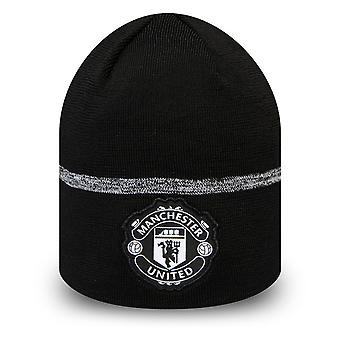 New Era Wintermütze Beanie - SKULL KNIT Manchester United