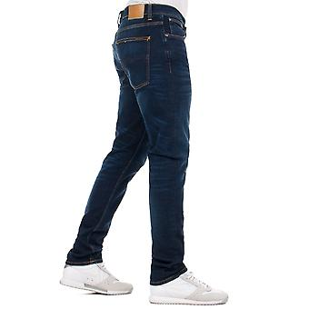 Nudie Jeans Slim Fit Lean Dean Jeans