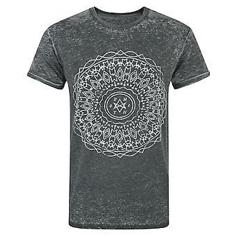 Bring Me The Horizon Kaleidoscope Burn Out Men's T-Shirt